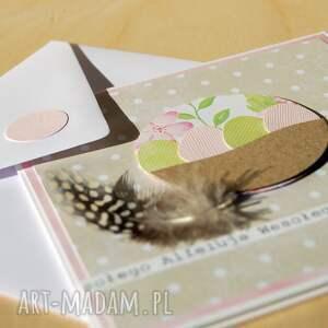 trendy scrapbooking kartki wielkanoc kartka wielkanocna