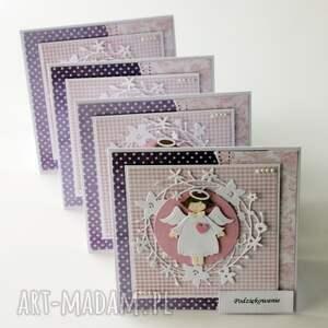 scrapbooking kartki kartka z okazji chrztu św