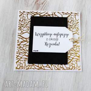 nietypowe scrapbooking kartki prezent kartka z okazji rozowdu