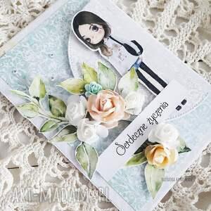 trendy scrapbooking kartki kartka z życzeniami, w pudełku, 564