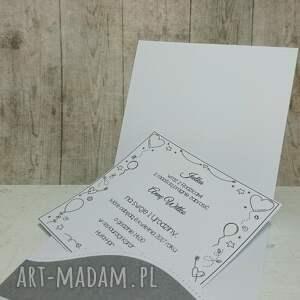 zaproszenie scrapbooking kartki różowe kartka/zaproszenie sowa