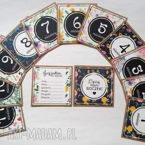 karty scrapbooking kartki do zdjęć mój pierwszy rok