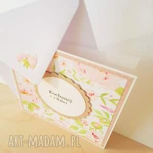 handmade scrapbooking kartki babcia kochanej babci