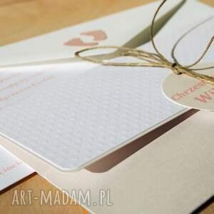 scrapbooking kartki chrzest kopertówka na