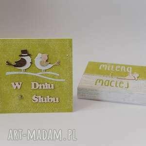 hand-made scrapbooking kartki kartka %lubna pamiątka w pudełku