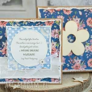 ciekawe scrapbooking kartki kartka dla kobiety niezwykła z dobrym słowem
