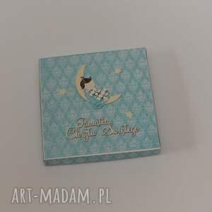 scrapbooking kartki pamiątka chrztu świętego kartka