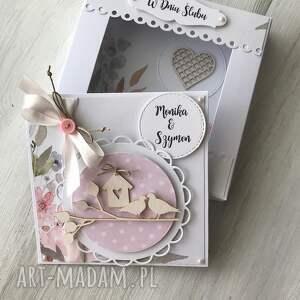 scrapbooking kartki rocznica kartka z okazji ślubu ( w