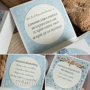hand made scrapbooking kartki ślub przepiękne eksplodujące pudełeczko