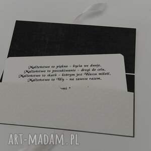 scrapbooking kartki komplet ślubny