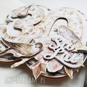 Iride Handmade ręczne wykonanie scrapbooking kartki życzenia - kartka - urodziny