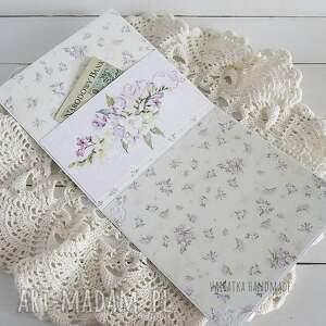 ręczne wykonanie scrapbooking kartki w dniu ślubu, kartka pudełku, 609