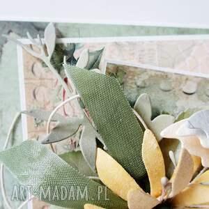 życzenia scrapbooking kartki ślubna kartka w pudełku