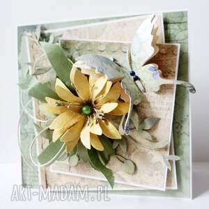 oryginalne scrapbooking kartki ślub ślubna kartka w pudełku