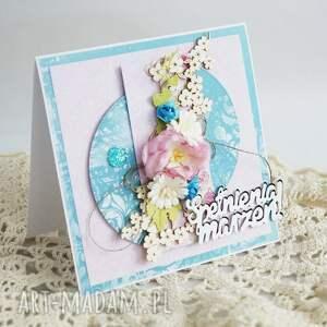 scrapbooking kartki kartka-urodzinowa spełnienia marzeń
