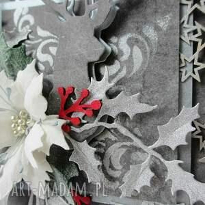 pomysł na prezenty świąteczne zima srebrne święta