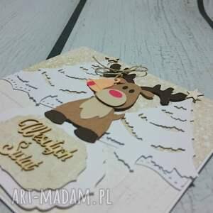 prezenty pod choinkę święta z rudolfem:)