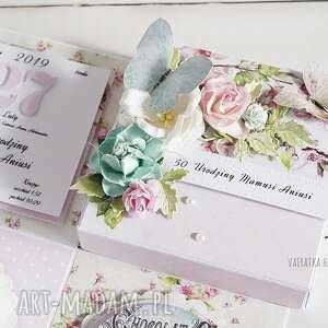 scrapbooking kartki prezent-urodzinowy urodzinowy exploding box z tortem