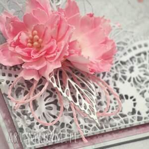 niekonwencjonalne scrapbooking kartki w dniu ślubu