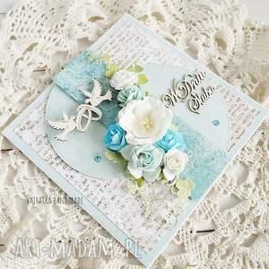 hand made scrapbooking kartki ślub w dniu ślubu. Kartka pudełku, 659