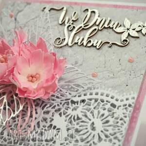 ślub białe w dniu ślubu