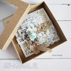 gustowne scrapbooking kartki urodziny w dniu urodzin, kartka pudełku