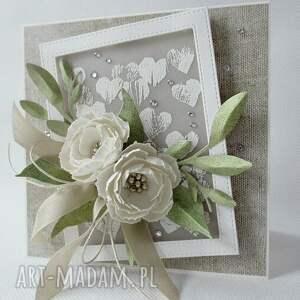 scrapbooking kartki gratulacje w ramce - pudełku