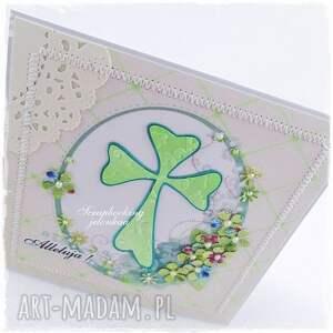 na święta prezenty kwiaty wielkanoc - kartka