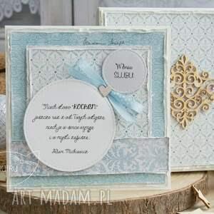 scrapbooking kartki ślub wyjątkowa, warstwowa kartka w warstwowym
