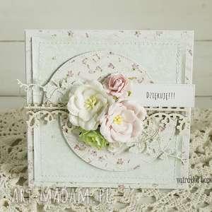 różowe scrapbooking kartki dzień-nauczyciela z podziękowaniem - kartka w pudełku