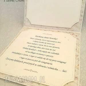 scrapbooking kartki życzenia zamówienie indywidualne
