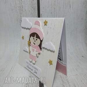 ręcznie wykonane scrapbooking kartki zaproszenie / kartka zimowa