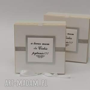 hand-made scrapbooking kartki świadkowanie zapytanie o