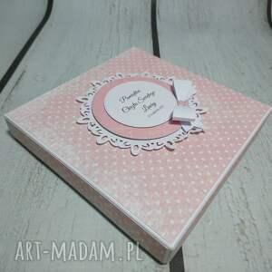 białe scrapbooking kartki pamiątka zestaw słonik z balonem