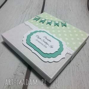 nietypowe scrapbooking kartki pudełko zestaw słonik z balonikiem