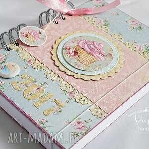 scrapbooking notesy kalendarz cukiernika - na