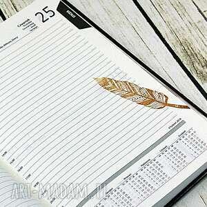 scrapbooking notesy: kalendarz