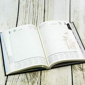 niepowtarzalne scrapbooking notesy kalendarz książkowy 2020 - wild
