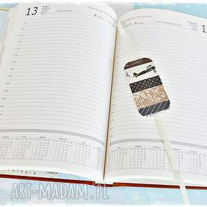 eleganckie scrapbooking notesy kalendarz jedyny w swoim rodzaju na 2018 rok