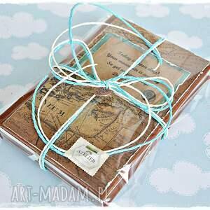 scrapbooking notesy podróżnik kalendarz podróżnika - dzień na