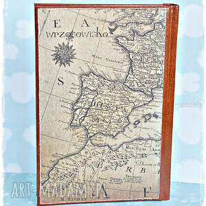 handmade scrapbooking notesy podróżnik kalendarz podróżnika - dzień na