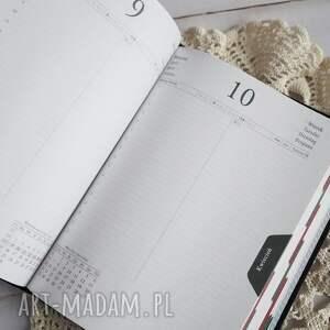 handmade scrapbooking notesy kalendarz mediowy dla mężczyzny