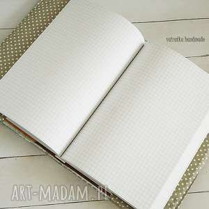 miękka okładka scrapbooking notesy notatnik w miękkiej okładce