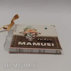kolorowe scrapbooking notesy notes mamusi gotowy do wysyłki