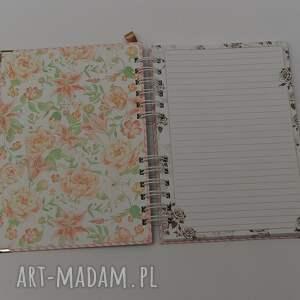 nietuzinkowe scrapbooking notesy notes mamusi gotowy do wysyłki