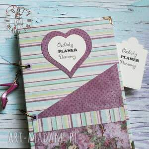 hand made scrapbooking notesy notes notes/ osobisty planer domowy