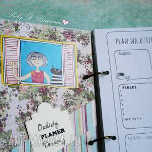 scrapbooking notesy planer notes/ osobisty domowy