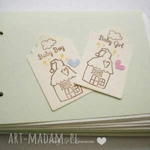 wyjątkowe scrapbooking notesy notes pamiętnik/szkicownik/notes ciążowy