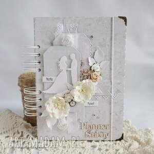 notes scrapbooking notesy planner ślubny - na zamówienie