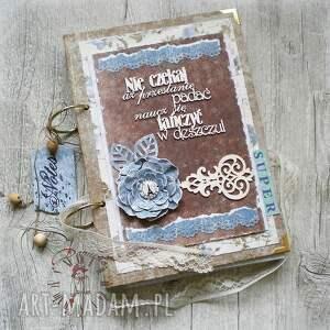 oryginalne scrapbooking notesy notatnik stylowy paryski notatnik/pamiętnik